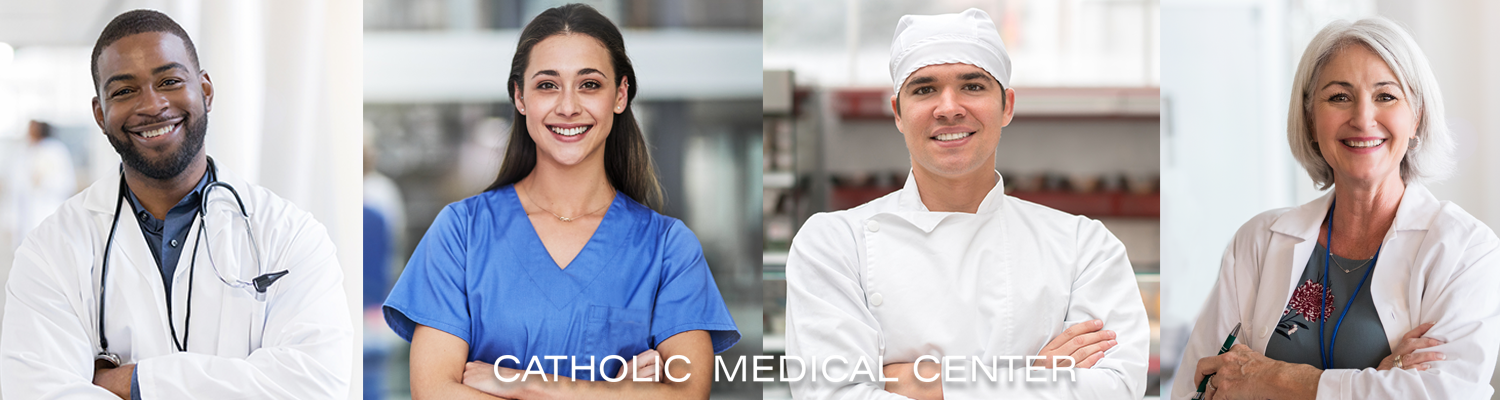 doctor, nurse, chef and a provider