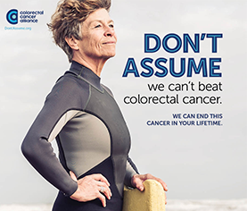 image of colon cancer: prevention & early detection