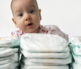 image of diaper drive for our place
